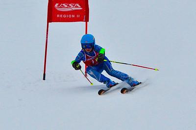 Dec 30 U14 & under Girls  GS 1st run-991