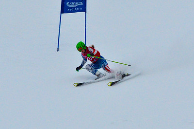 Dec 30 U14 & under Girls  GS 1st run-1012