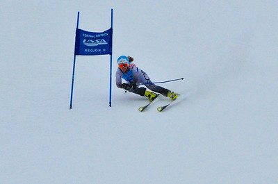 Dec 30 U14 & under Girls  GS 1st run-981