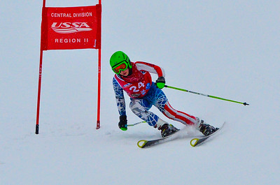 Dec 30 U14 & under Girls  GS 1st run-1014
