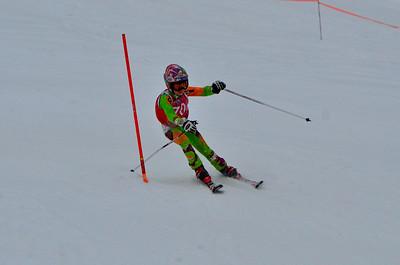 Jan 18 SL Girls U14 & Under 2nd Run-9145
