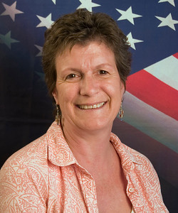 Hamble, Laurie HR Assistant/Insurance Coordinator Executive Photo: Carolyn Wawra/USSA