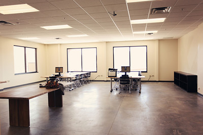 USSA Team Academy at the Center of Excellence Interior Photo: Sarah Brunson/USSA