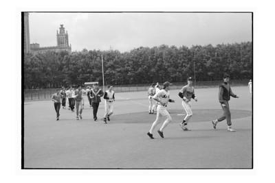Moscow Baseball Team