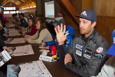 US Alpine Nationals - Autograph - 3/24/17