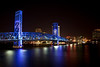 The John T Alsop Jr Bridge in Jacksonville, FL