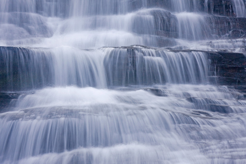 Minnehaha Falls, Clayton, Georgia