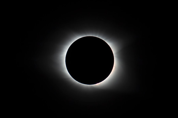 Murphy, NC - Solar Eclipse Aug 21, 2017