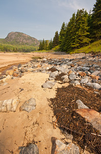 Sand Beach at Great Head, Acadia