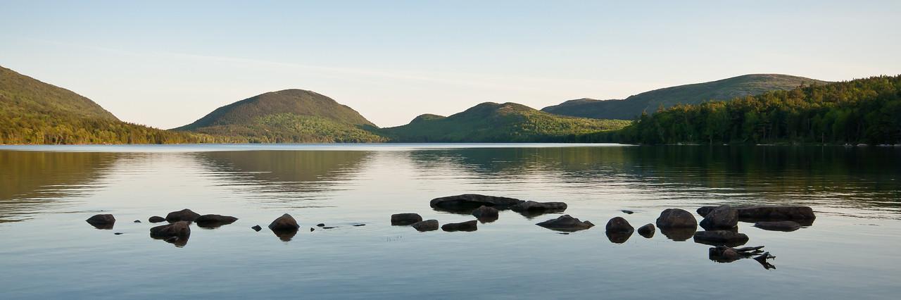 Eagle Lake, Acadia