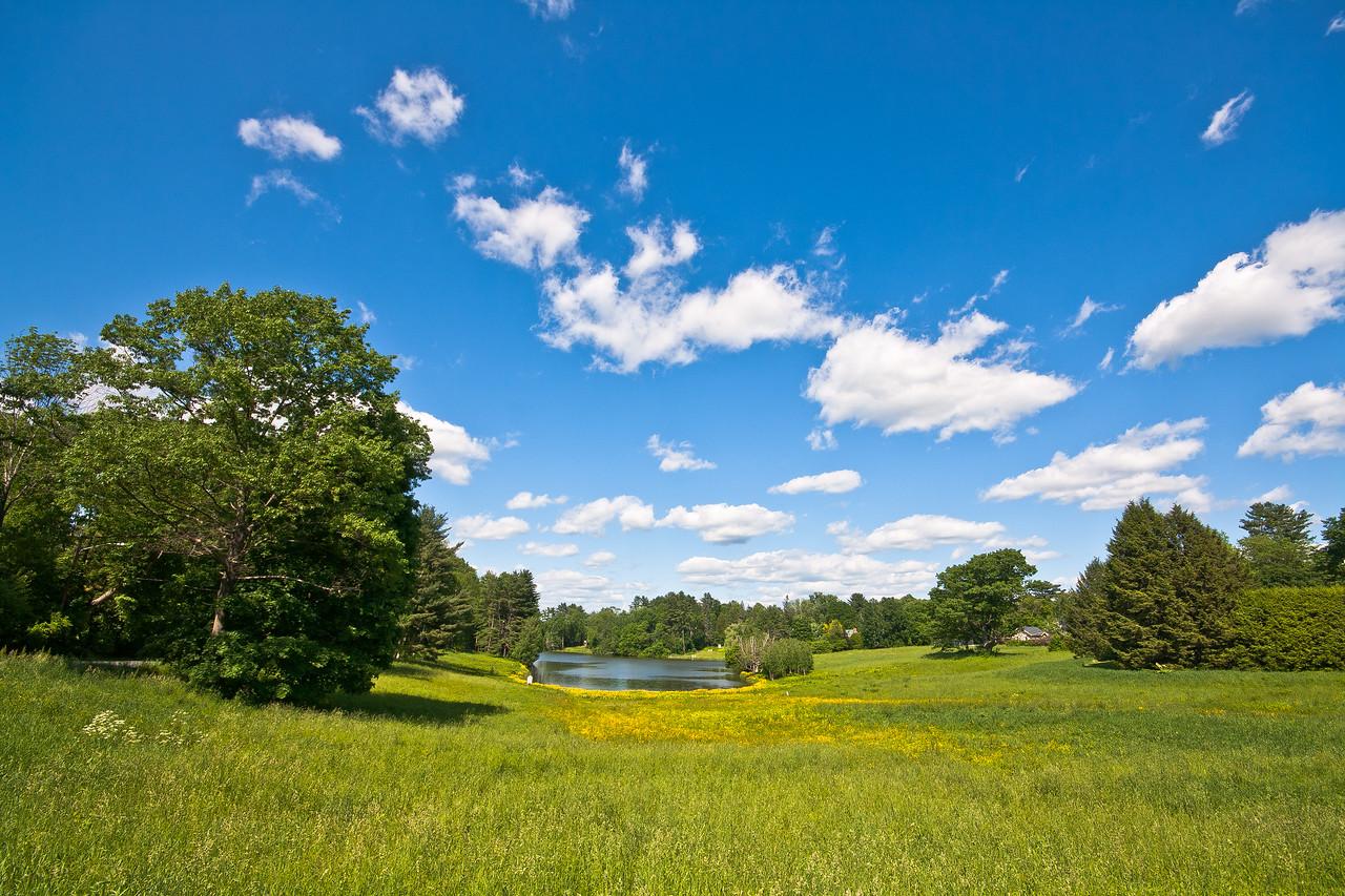 Occum Pond, Hanover, New Hampshire