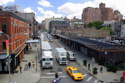The Highline, Manhattan