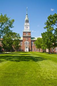 Dartmouth College, Hanover, New Hampshire