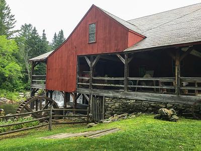 Grist Mill, Weston