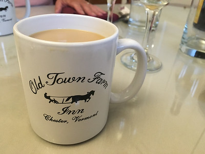 Breakfast at Old Town Farm Inn