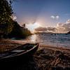 Sunrise at Sugar Bay, STT