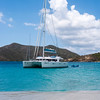 Taken from shore of Sandy Spit, BVI