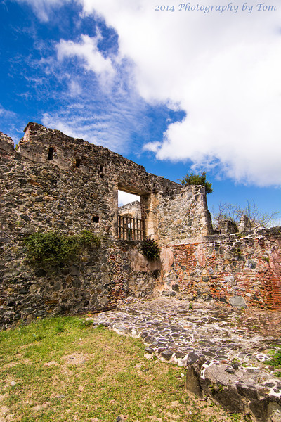 Annaberg Ruins