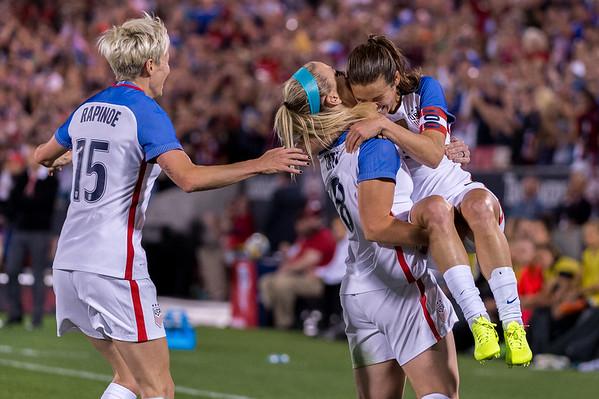 USWNT -  Women's Soccer