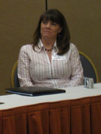 09 01-17  Heather Wescott, FCH Disaster ReBuilders volunteer. lcf