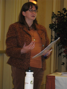 09 01-16  Michele Connor. Michele's husband, John Connor heads up Potomac Highlands Fuller Center. lcf