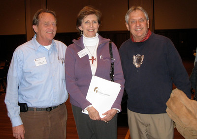 10 01-15  David Snell, Linda Fuller and Mack McCarter.  Kelli Yoder