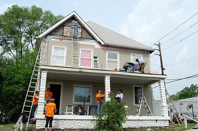 10 05 Renovation of 1116 St. Paul Street. Carolyn Ledder