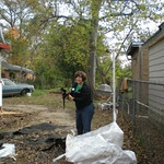 2011 11-19  Saturday work day with many volunteers participating.  CB