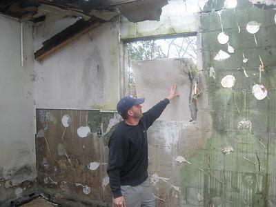 10 02-27 Demolition.  Shane Persaud