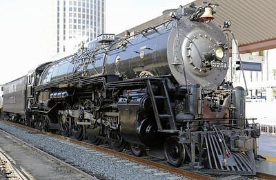 California: ATSF 3751, 2013