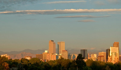 Colorado: Denver and the joint line, 2008