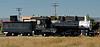 Cumbres & Toltec K-37 No 494, Antonito, Colorado, 5 September 2008.   K-37 denotes a MiKado (2-8-2) with 37,000 pounds of tractive effort.