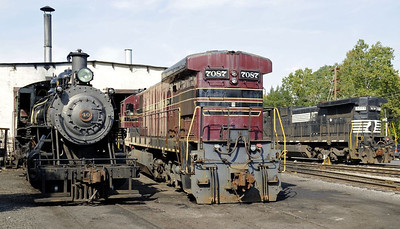 Pennsylvania: New Hope & Ivyland Railroad, 2010
