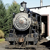 No 40, New Hope, Pennsylvania, Mon 11 October 2010.  Baldwin built this 2-8-0 in 1925 for the Lancaster & Chester Railway, South Carolina.  It is the only serviceable steam loco on the NHIR.