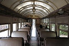 Southern Pacific coach, Sunol, Niles Canyon Rly, California, Sun 5 May 2013