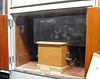 Los Angeles Rly funeral car Decanso, Orange Empire Railway Museum, Perris, California, 28 April 2013 2.