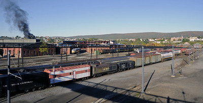 Pennsylvania: Steamtown, Scranton, 2010: Steam