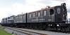 Pennsylvania Railroad Nos 3937 + 3936 & 4800, Railroad Museum of Pennsylvania, Strasburg PA, Wed 6 October 2010