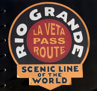 Colorado: Rio Grande Scenic Railroad, 2008