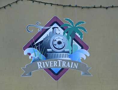California: Sacramento River Train, 2011