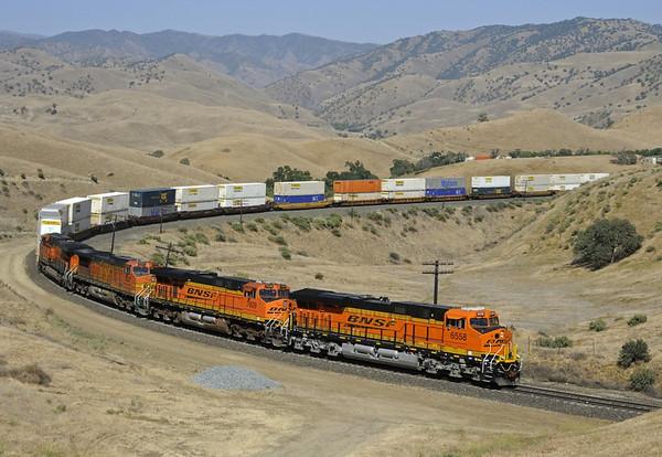 US trains