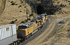 Union Pacific 5447 & 7892, near Caliente, California, Wed 1 May 2013 2 - 1619.