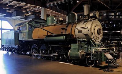 California: State Railroad Museum, Sacramento, 2011