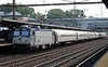 Amtrak AEM-7 953, Trenton, New Jersey, Mon 11 October 2010 - 1600.  AEM-7s were derived from Sweden's Asea Rc4.