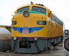 UP E9A No 951, Cheyenne, Wyoming, 12 September 2008     ...as is No 951, also built in 1955.
