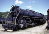 Reading Company 4-8-4 No 2124, Steamtown, Bellows Falls, Vermont, 25 July 1978.  Built by the Reading in 1946.  At Steamtown Scranton in 2010.  Photo by Les Tindall.