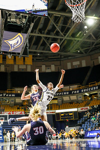 COLLEGE BASKETBALL: DEC 17 Women's Belmont at UT-Chattanooga
