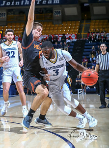 COLLEGE BASKETBALL: JAN 17 Mercer at UT-Chattanooga