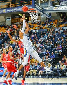 COLLEGE BASKETBALL: JAN 12 Samford at UT-Chattanooga