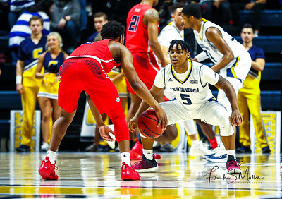 COLLEGE BASKETBALL: JAN 12 Samford at UT-Chattanooga